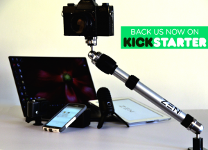 Back us at Kickstarter Now